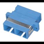 Black Box FOT120 fiber optic adapter SC/SC 1 pc(s) Blue