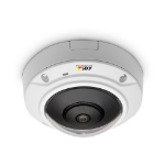 Axis M3007-PV IP security camera indoor Dome White 2592 x 1944 pixels