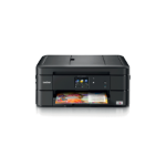 Brother MFC-J680DW 6000 x 1200DPI Inkjet A4 Wi-Fi Black multifunctional
