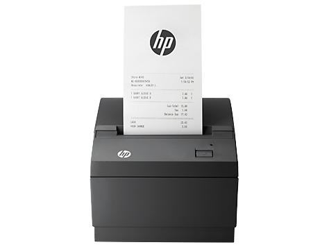 HP Value Serial USB Receipt