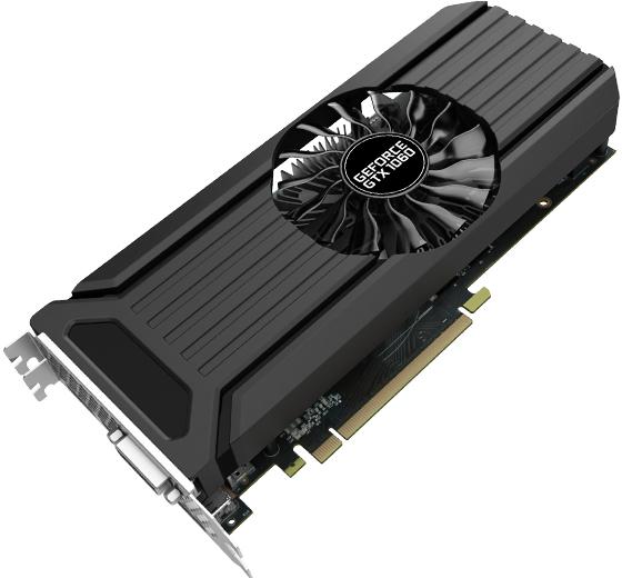 Palit GeForce GTX 1060 StormX 3G GeForce GTX 1060 3GB GDDR5