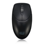 Adesso iMouse M60 mouse Ambidextrous RF Wireless Optical 1200 DPI