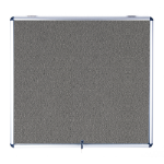 Bi-Office VT340107150 bulletin board Fixed bulletin board Blue,White Aluminium