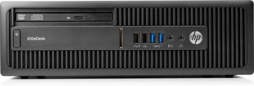 HP EliteDesk 705 G3 3.5GHz A10 PRO-9700 SFF Black PC