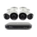 Swann 8 Channel 3MP Super HD DVR-4780 with 2TB HDD and 4 x 3MP Thermal Sensing Cameras PRO-3MPMSB Surveillance KIT