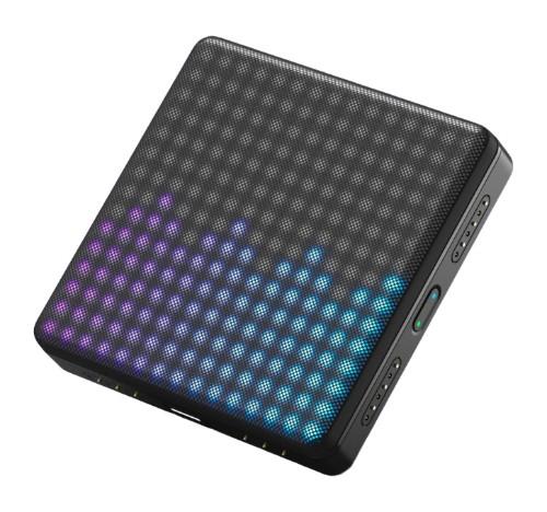 ROLI Lightpad Block M DJ controller Black