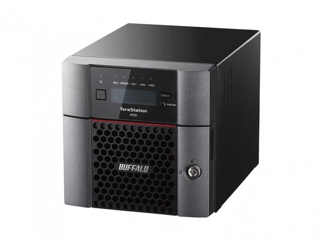 Buffalo TeraStation WS5220DN NAS Desktop Ethernet LAN Black