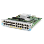 Hewlett Packard Enterprise 20-port 10/100/1000BASE-T PoE+ / 4-port 1/2.5/5/10GBASE-T PoE+ MACsec v3 zl2 network switch module
