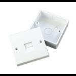 Videk 4120 socket-outlet White