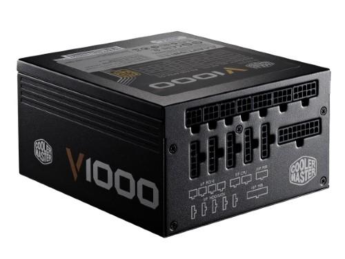 Cooler Master RSA00-AFBAG1-UK 1000W ATX Black power supply unit
