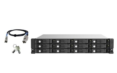 QNAP TL-R1220Sep-RP 2.5/3.5