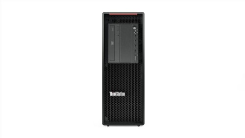 Lenovo ThinkStation P520 W-2255 Tower Intel Xeon W 32 GB DDR4-SDRAM 512 GB SSD Windows 10 Pro for Workstations Workstation Black