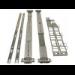 Hewlett Packard Enterprise Rack Mount Kit, 3-7U