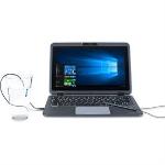 "Wortmann AG TERRA MOBILE 360-11 N3010 Grey Notebook 29.5 cm (11.6"") 1366 x 768 pixels Touchscreen 1.04 GHz Intel® Celeron®"