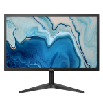 "AOC 22B1HS 21.5"" Full HD LED Flat Black computer monitor"