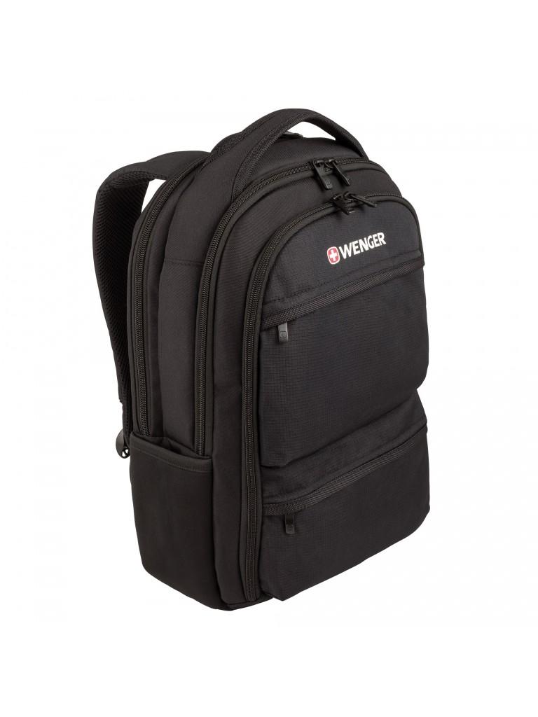 Wenger/SwissGear Fuse backpack Neoprene Black