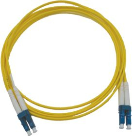 ProLabs LC-LC OS1 5m 5m 2x LC 2x LC LSZH OS1 Yellow fiber optic cable