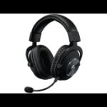 Logitech G PRO Headset Head-band USB Type-A Black