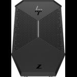 HP Z VR Backpack G1 2.9 GHz Black 7th gen Intel® Core™ i7