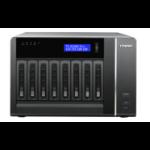 QNAP TS-EC880 Pro 8 Bay NAS