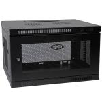 Tripp Lite 6U Low-Profile Wall Mount Rack Enclosure Server Cabinet, Deep