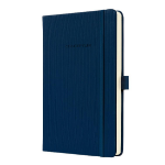 Sigel CO577 A5 194sheets Blue writing notebook
