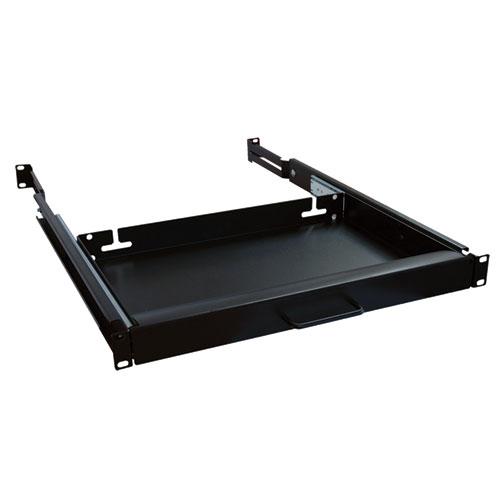 Tripp Lite SmartRack Keyboard Shelf (25 lb/11 kg capacity; 16 in / 406 mm depth)