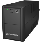 PowerWalker VI 650 SE uninterruptible power supply (UPS) Line-Interactive 650 VA 360 W 2 AC outlet(s)
