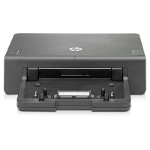 HP A7E38UT Black notebook dock/port replicator