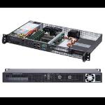 Supermicro SuperServer 5019A-FTN4 Intel SoC BGA 1310 Rack (1U) Black