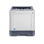 KYOCERA ECOSYS P6130cdn A4 Colour Laser Printer, 30ppm Mono, 30ppm Colour, 600 x 600 dpi, 1 Year Warranty