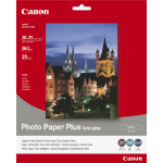 Canon SG-201 - 20x25cm Photo Paper Plus, 20 sheets papel fotográfico