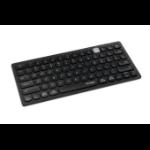 Kensington Multi-Device Dual Wireless Compact Keyboard Black Bluetooth QWERTY UK English