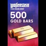 Microsoft Wolfenstein: Youngblood - 500 Gold Bars