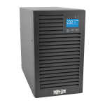 Tripp Lite 3000VA 2700W SmartOnline 230V 3kVA 2700W On-Line Double-Conversion UPS, Tower, Extended Run, Network Card Options, LCD, USB, DB9
