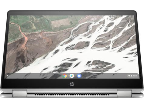 "HP Chromebook x360 14 G1 Zilver 35,6 cm (14"") 1920 x 1080 Pixels Touchscreen 1,70 GHz Intel® 8ste generatie Core™ i5 i5-8350U"