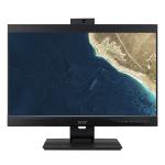 """Acer Veriton VZ4860G-I5850S1 23.8"""" 1920 x 1080 pixels 8th gen Intel® Core™ i5 8 GB DDR4-SDRAM 256 GB SSD Wi-Fi 5 (802.11ac) Black All-in-One PC Windows 10 Pro"""