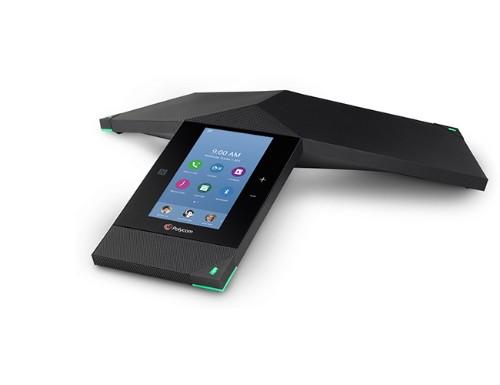 Polycom RealPresence Trio 8800 1lines LCD Wi-Fi Black IP phone