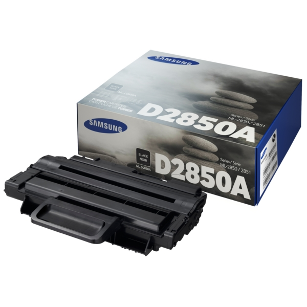 Samsung ML-D2850A/ELS Toner black, 2K pages