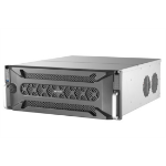 Hikvision Digital Technology DS-96128NI-I24/H network video recorder Black
