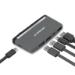 mBeat ® EssentialPro 5-IN-1 USB- C Hub ( 4k HDMI Video, USB-C PD Pass Through Charging, USB 3.0 x 2, US