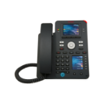 Avaya J159 IP phone Black Wired handset LED Wi-Fi