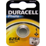 Duracell 625A Lithium 1.5V non-rechargeable battery