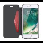 "Griffin GB42754 5.5"" Wallet case Black,Transparent mobile phone case"