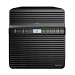 Synology DS418J 8TB (4 x 2TB SEAGATE IronWolf HDD) NAS Desktop Ethernet LAN Black