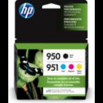 HP 950/951 Original Black,Cyan,Magenta,Yellow Multipack 4 pcs