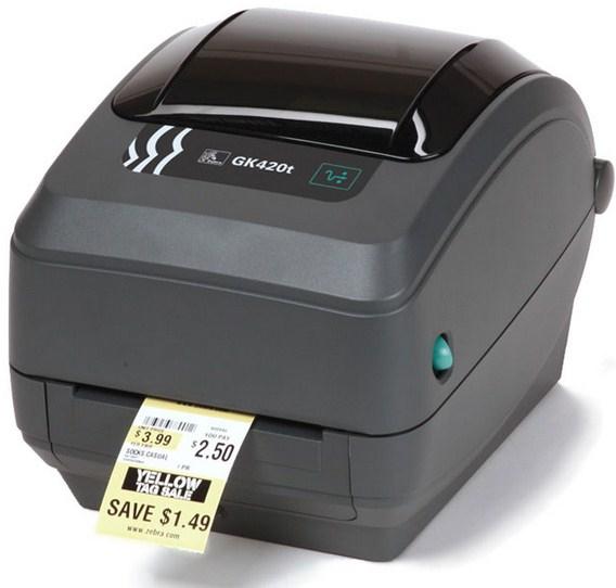 Zebra GK420d Direct thermal 203 x 203DPI label printer