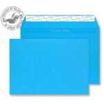 Blake Creative Colour Caribbean Blue Peel and Seal Wallet C5 162x229mm 120gsm (Pack 500)