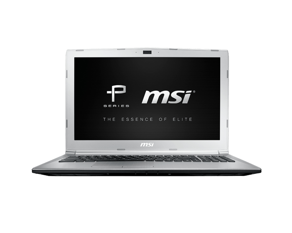 "MSI Prestige PL62 7RC-068UK 2.5GHz i5-7300HQ 15.6"" 1920 x 1080pixels Aluminium Notebook"
