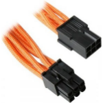 BitFenix 6 Pin PCIe, 45cm 0.45m internal power cable